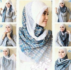 tutorial hijab casual 5