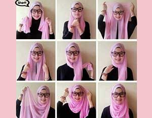 Segi Empat Gaya Simple Beauty #2
