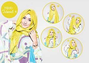 Pashmina Gaya Simple Wrap