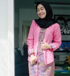 tutorial hijab ala ria ricis 14