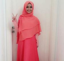 tutorial hijab ala ria ricis 18