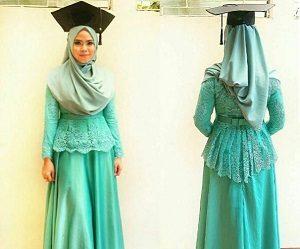 Hijab Pashmina Panjang Syar'i Simple