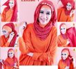 30 Tutorial Hijab Pashmina dengan Headband