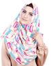 model hijab wajah bulat 7