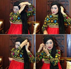 Model Jilbab Wisuda Dian Pelangi 2