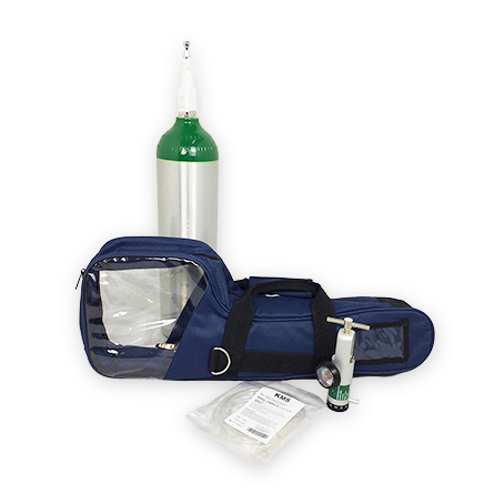 Oxygen Therapy Set Display