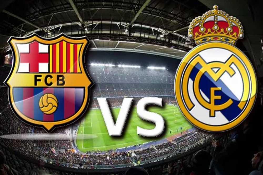 Jadwal Pertandingan Real Madrid Vs Barcelona