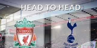 Head To Head Liverpool Vs Tottenham, Spurs Pernah Menang Besar Atas Liverpool