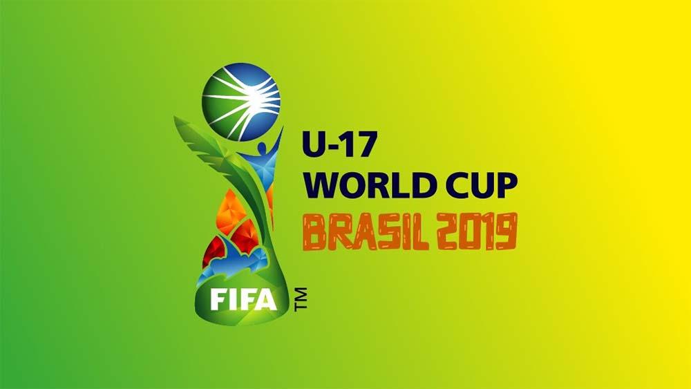 Logo Piala Dunia U-17 Brasil