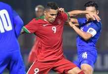 Beto Goncalves saat membela Timnas Indonesia
