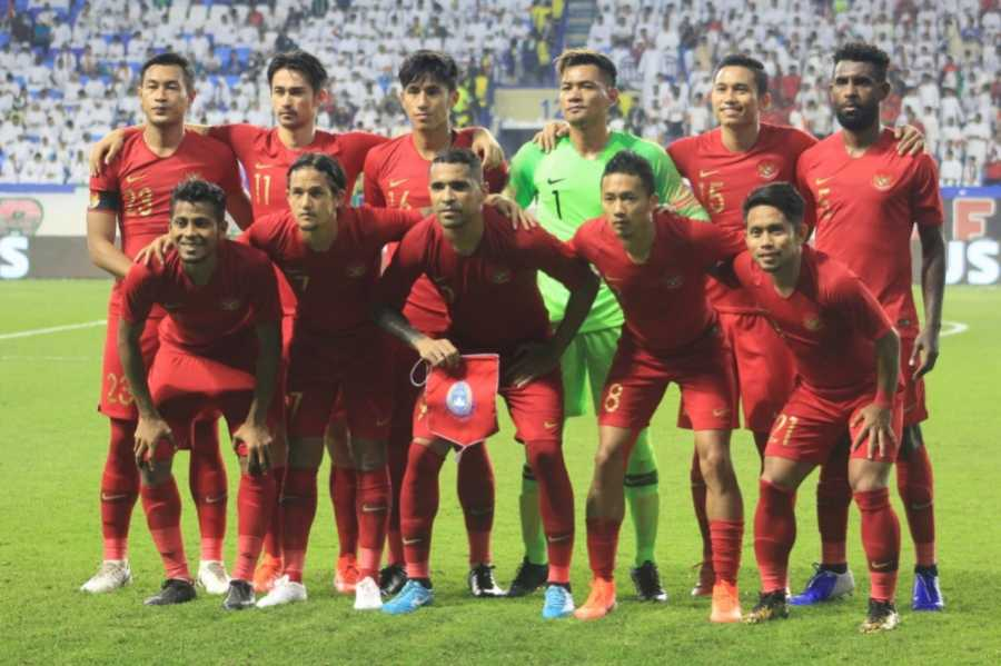 Skuat Timnas Indonesia 2019