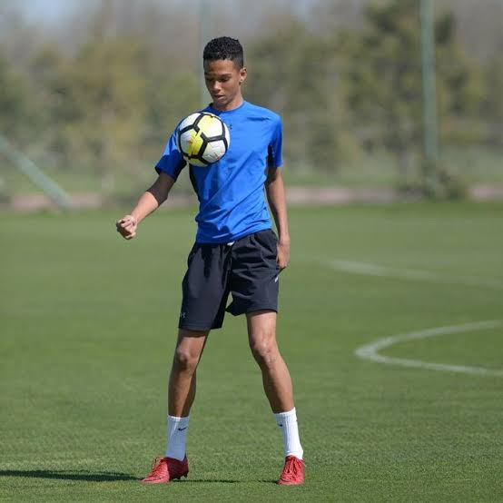 Anak Samuel Eto'o, Etienne Eto'o, gagal perkuat timnas U-17 Kamerun di Piala Dunia U-17 2019
