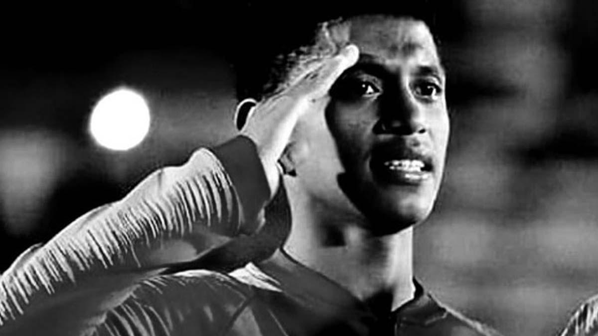 foto alfin lestaluhu, pemain timnas u-16 indonesia yang meninggal dunia