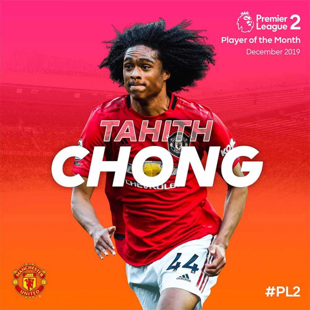Tahith Chong Raih Penghargaan Player The Month Juventus
