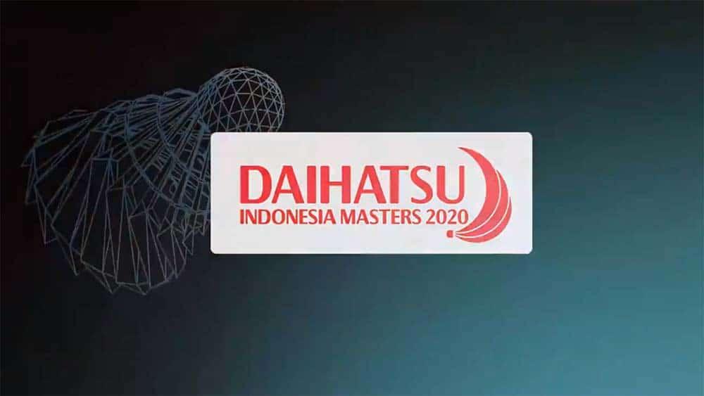 jadwal indonesia masters 2020