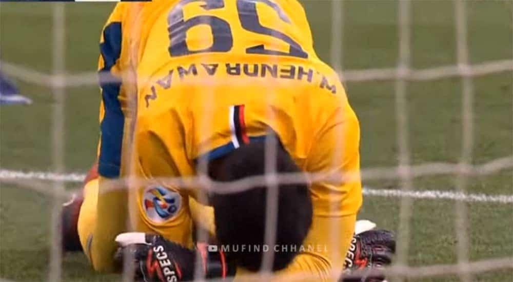 Melbourne Victory Vs Bali United
