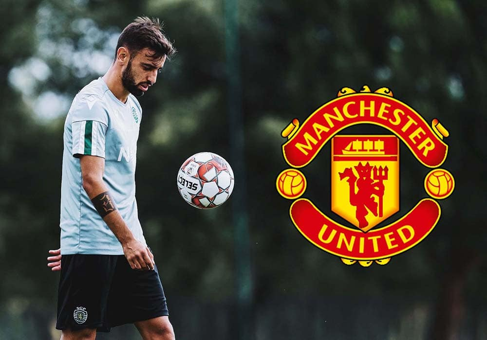 Berita Transfer Bruno Fernandes ke Manchester United