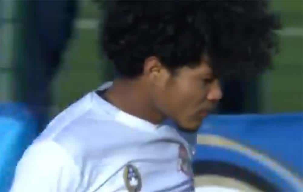 Bagus Kahfi - Garuda Select Vs Inter Milan