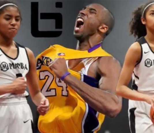 Kobe Bryant dan Gianna Maria Onore Bryant