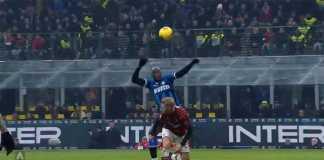 Romelu Lukaku cetak gol keempat Inter - Inter Vs Milan