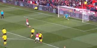 Cupilkan gol Manchester United Vs Watford
