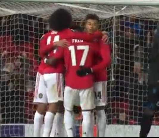 manchester United vs Club Brugge