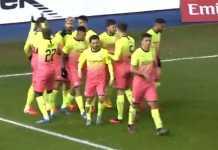 Hasil Piala FA Sheffield Vs Manchester City