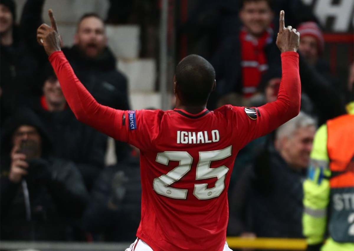 Hasil Pertandingan Derby County Vs Manchester United Ighalo