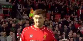 Rekor Sepanjang Masa Steven Gerrard di Liverpool