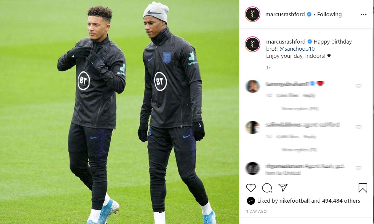 Marcus Rashford Jadi Senjata Rahasia Manchester United Untuk