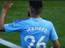 Foto Riyad Mahrez - Manchester City