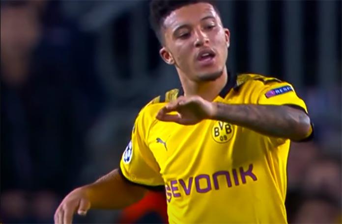 Jadon Sancho setuju bergabung Manchester United