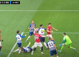 Head to head brighton vs MU