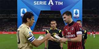 SPAL Vs AC Milan