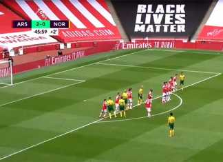 cuplikan gol arsenal vs norwich
