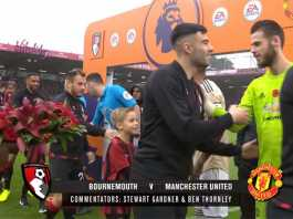 link live streaming MU Vs Bournemouth