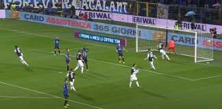 Putaran pertama Atalanta Vs Juventus berakhir dengan skor 1-3