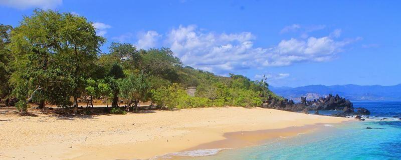Labawain Beach