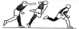 Teknik Awal Berlari Lempar Lembing