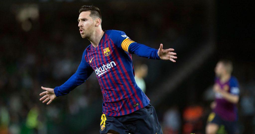 Lionel Messi cetak hattrick untuk pimpin kemenangan Barcelona atas Real Betis