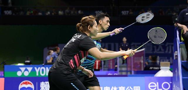 Ronald / Annisa Kandaskan Perjuangan Unggulan Kedelapan Turnamen Singapore Open 2019