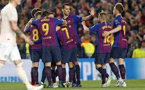 Barcelona Melaju ke Semifinal Setelah Menumbangkan Mu dengan Skor 3-0