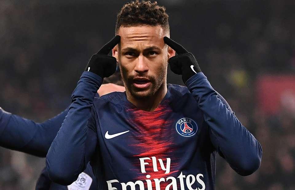 Neymar terbukti bersalah karena lontarkan kata kata kasar kepada official pertandingan