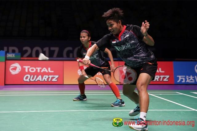 Tim Inti Ganda Putri Piala Sudirman 2019 Menarik Perhatian