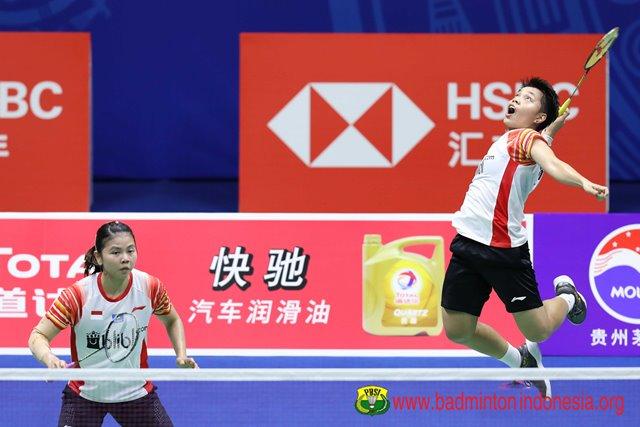 Piala Sudirman 2019 : Indonesia Akan Ditantang Runner Up Grup 1C Cina Taipei Di Babak Perempat Final