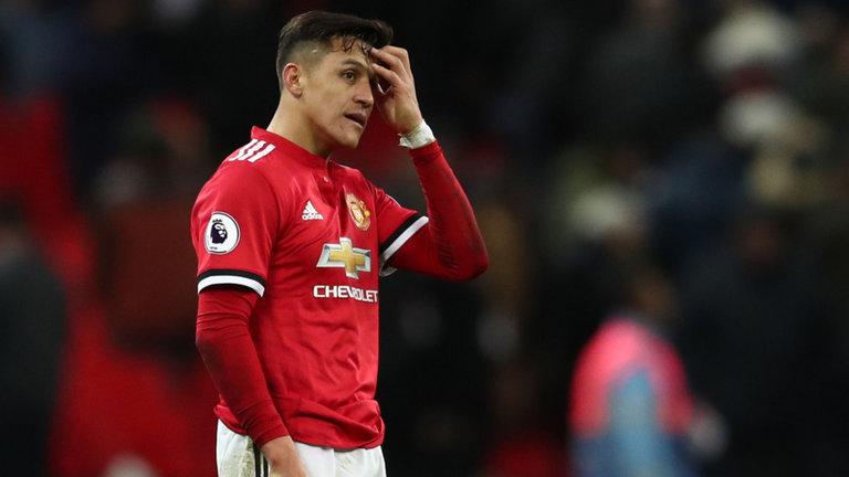 Gaji Alexis Sanchez akan dipotong 25% setelah MU gagal ke UCL musim depan
