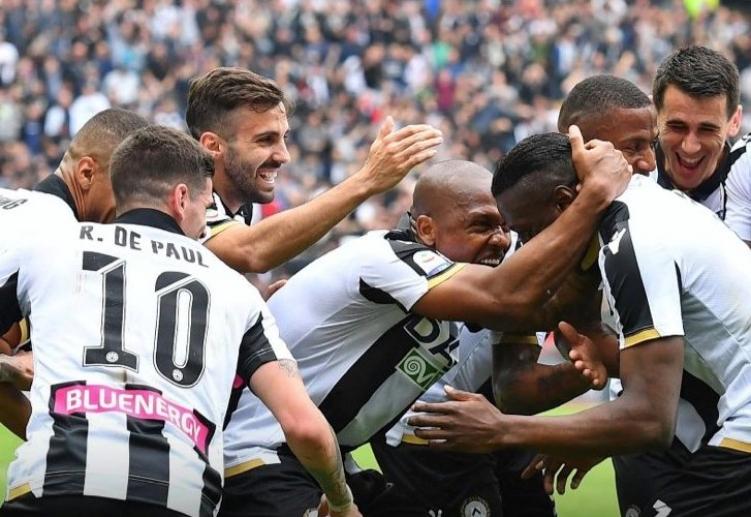 Udinese menang tipis atas SPAL