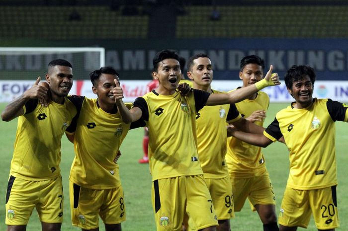 Talenta lokal akan jadi andalan Bhayangkara FC