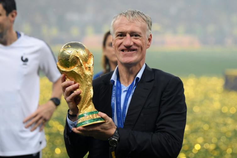 Bawa Perancis Juara Piala Dunia, Juventus kepincut gaet Deschamps sebagai pelatih baru mereka