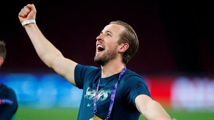 Harry Kane Optimis Bakal Tampil di Final